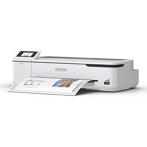 Epson SC T2170 Left Slant With Print