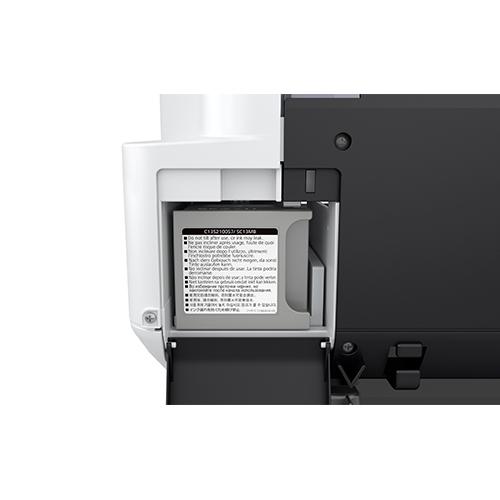Epson SureColor T2170 Maintenance Cartridge Inside Printer