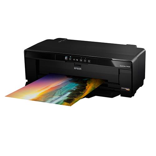 Epson-SureColor-P400-Left-Slant-View-Printing
