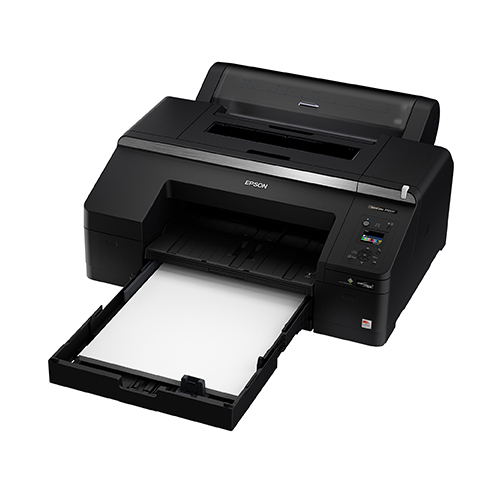 Epson-SureColor-P5000-With-Open-Paper-Tray
