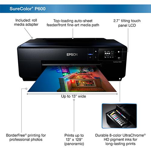 Epson-SureColor-P600-Features