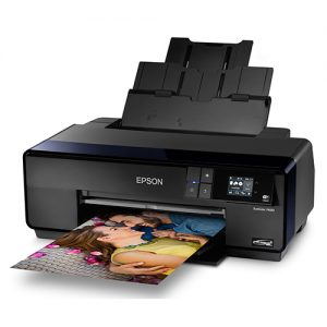 Epson-SureColor-P600-Front-View-Printing-With-Paper-Feed-Open