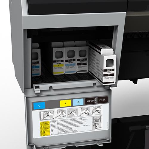 Epson-SureColor-P6000-Ink-Tank-Compartment
