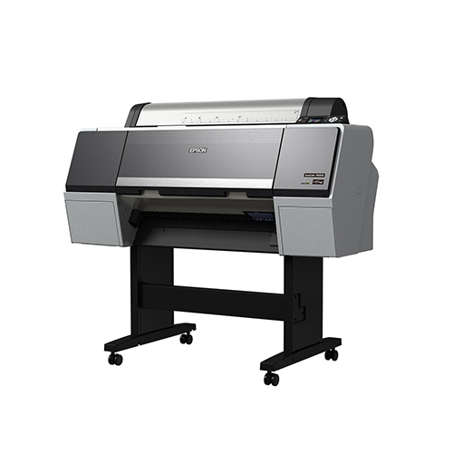 Epson-SureColor-P6000-On-A-Stand-Front-Right-Corner-View