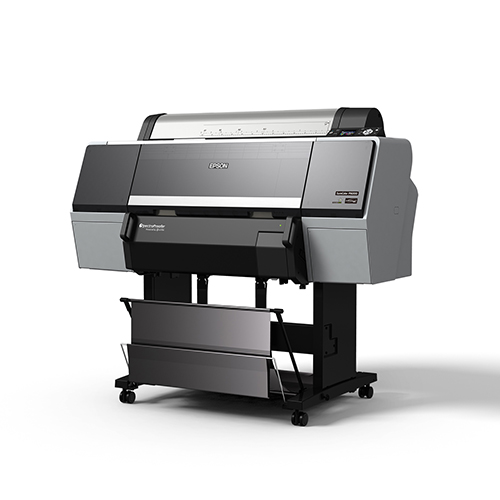 Epson-SureColor-P6000-With-Stand-Basket-And-Spectro-Proofer