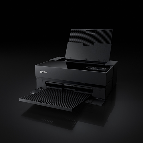 Epson-SureColor-P700-Fully-Open-On-Black-Background