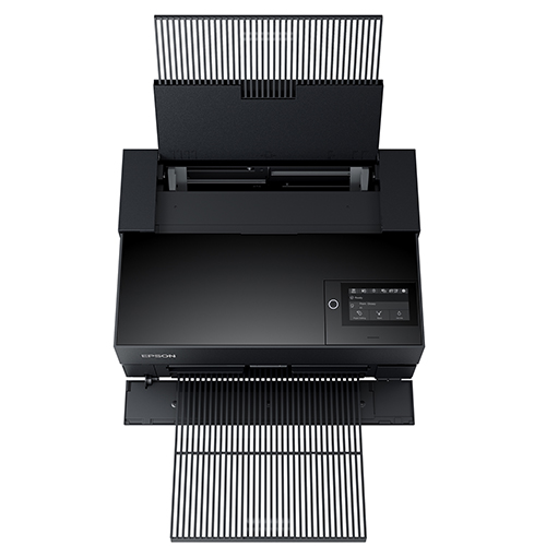 Epson-SureColor-P700-Fully-Open-Top-View-On-White-Background