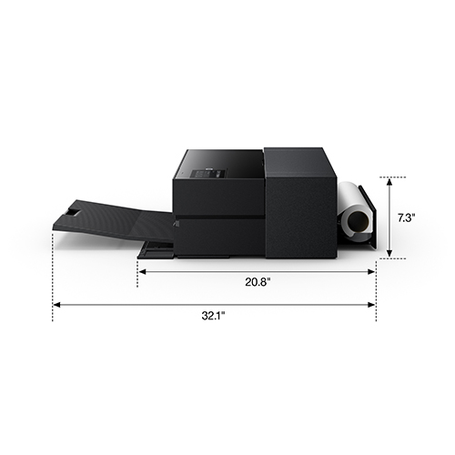 Epson-SureColor-P700-Side-View-With-Dimensions