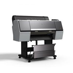 Epson-SureColor-P7000-On-Stand-With-Basket